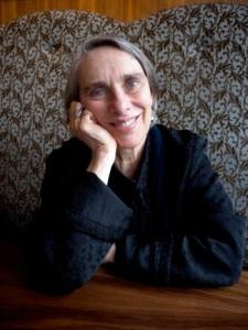 Joan Larkin [photo by John Masterson]
